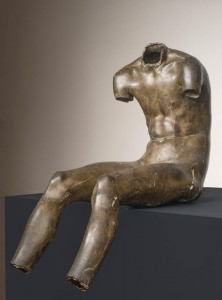 Francesco Messina (Linguaglossa 1900-Milano 1995) Narciso 1946 bronzo donato dall'autore, 1963 Firenze, Galleria d'arte moderna di Palazzo Pitti