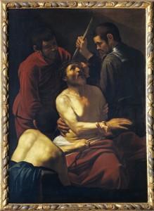 Caravaggio Coronazione Di Spine