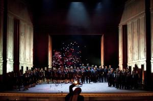 Teatro di San Carlo CAVALLERIA RUSTICANA regia Pippo Delbono