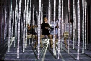 Cristina Caprioli_Trees - installazione interattiva
