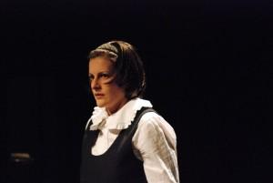 Irene Montagnani in 'Il ballo'_foto di Paolo Lauri