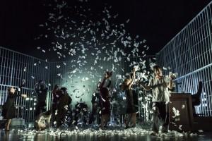 L'OPERA DA TRE SOLDI. Produzione Piccolo Teatro di Milano. Regia Damiano Michieletto. Foto ©Masiar Pasquali