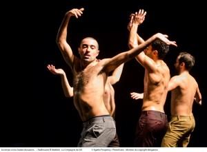 R. EL MEDDEB - AuTemps ou les arabes dansaient ©Anne Laure Lechat .3