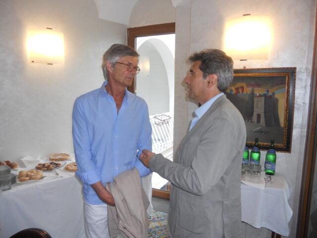 Ischia Film Festival – Incontro con Bille August