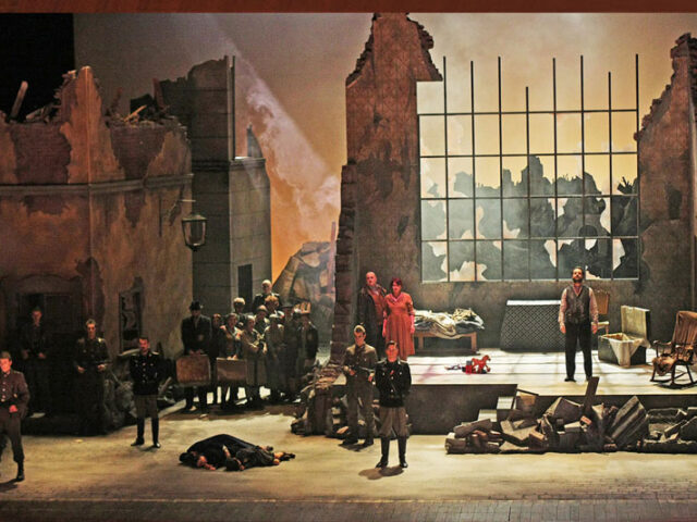 """""""Il Ghetto. Varsavia 1943"""" in scena al Teatro Verdi di Pisa"""