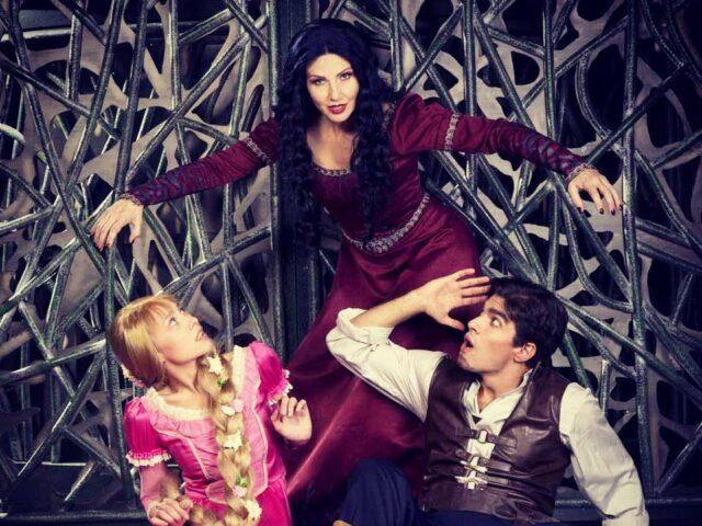 "ROMA. ""Rapunzel"", tra magia e modernità"