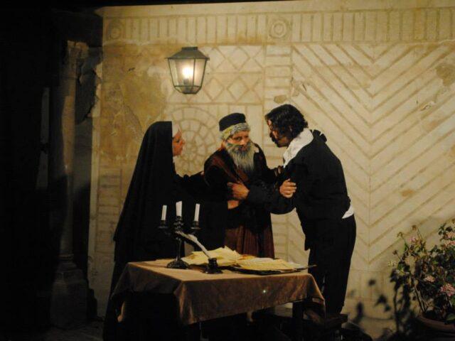 """""""Come Galileo"""": spettacolo itinerante di Alessandro Riccio"""
