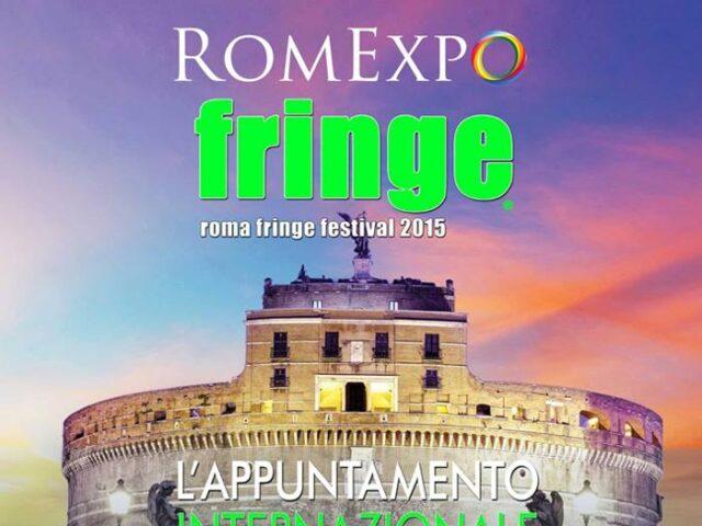 Il Roma Fringe Festival 2015 debutta ai giardini di Castel Sant'Angelo