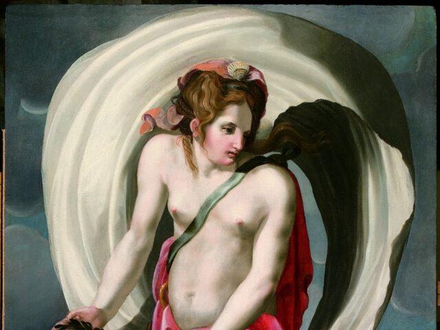 Carlo Portelli pittore eccentrico fra Rosso Fiorentino e Vasari