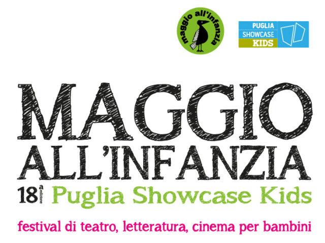 """""""Maggio all'infanzia"""": la XVIII edizione del Festival dedicato al teatro per ragazzi che avvicina Puglia e Campania"""