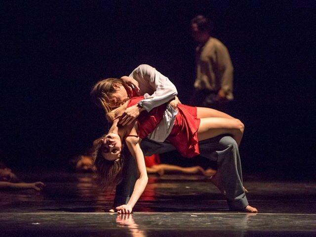 Romeo Y Julieta – tango, l'amore profondo