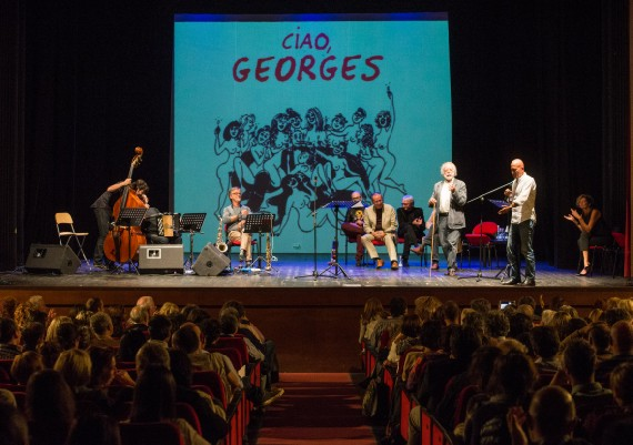 "Puccini d'autore: ""Ciao, Georges… serata per Wolinski"""