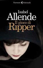 """In arrivo """"Il gioco di Ripper"""", il nuovo romanzo di  Isabel Allende"""