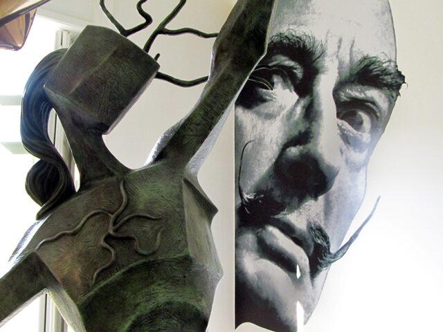 A Sorrento eccezionale successo della mostra su Salvador Dalì