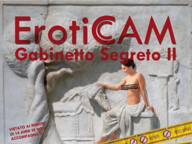 ErotiCAM: Pompei ed Ercolano vietate ai minori