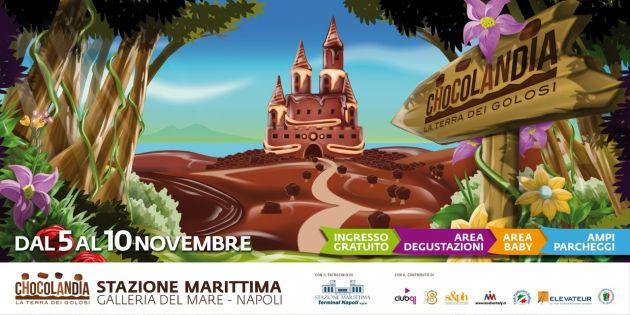 Torna Chocoland, la fiera del cioccolato con novità per tutti i gusti.