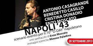 Napoli '43. Scenario Evento per il 70esimo D.Day Napoletano