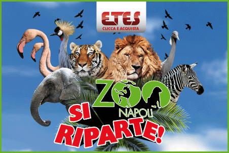 Riapre lo Zoo di Napoli