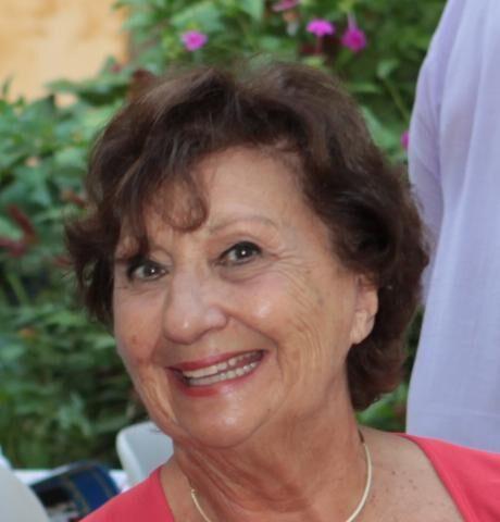 Giuliana Gargiulo, lo spettacolo di una vita per lo spettacolo