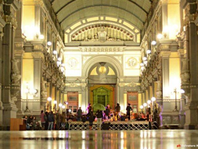 La Rivalutazione della Galleria Principe di Napoli, continua con il concerto degli Slivovitz