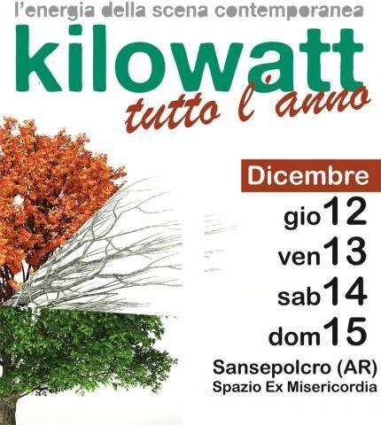 """A Sansepolcro parte """"Kilowatt Tutto l'Anno"""""""