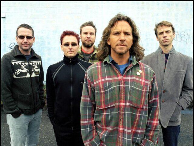 I Pearl Jam per due date italiane
