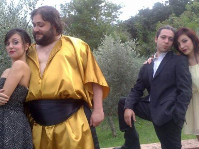 """A Napoli il debutto della Gag Produzioni con """"A piedi nudi nel parco"""""""