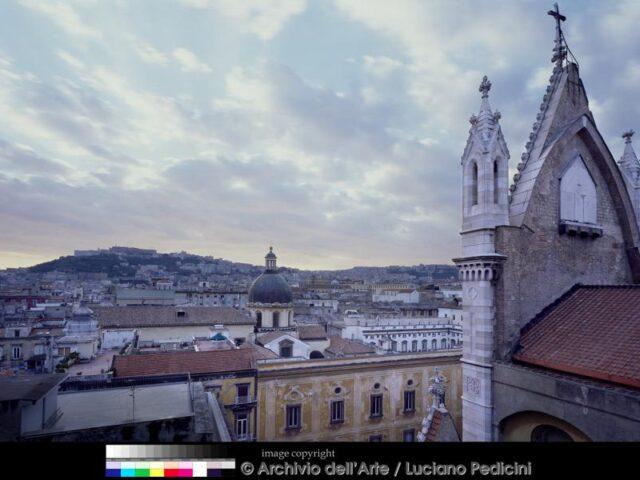 Il fotografo d'arte Luciano Pedicini espone al Complesso Monumentale dei Girolamini di Napoli
