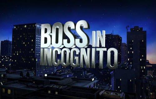 """""""Boss in incognito"""", quando la pubblicità diventa reality"""