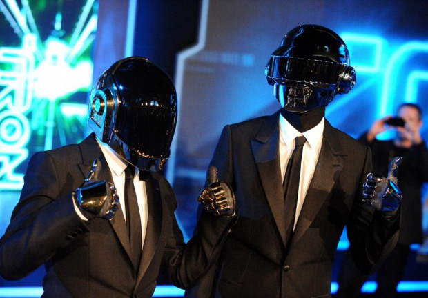 Fortunati Daft Punk, trionfatori ai Grammy Awards
