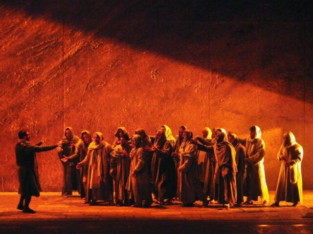 """Il """"Nabucco"""" di Giuseppe Verdi torna a Firenze dopo 37 anni"""