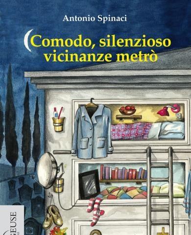 """""""Comodo, silenzioso, vicinanze metrò""""<br>Spinaci tra vita e morte sul filo dell'humor"""