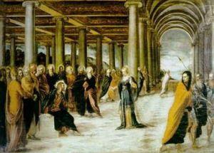 """""""Adultere"""", Fontane contro Tintoretto al Goethe Institute di Napoli"""