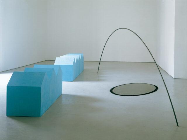 Ettore Spalletti, maestro dell'arte contemporanea,in mostra al MADRE.