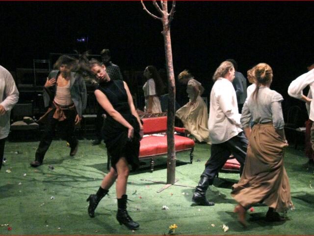 """""""Il Gabbiano"""" del Teatro Nazionale Serbo: 8 ore alla Stazione Leopolda"""