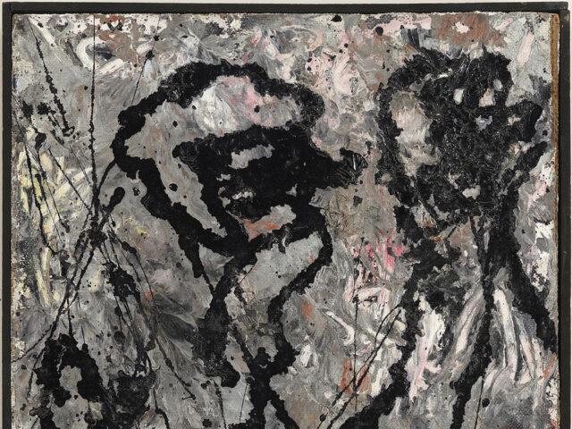 """""""Jackson Pollock. La figura della furia"""""""