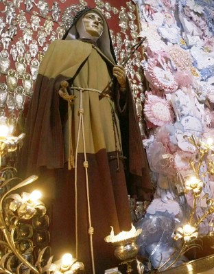 """Maria Francesca delle Cinque Piaghe di Gesù:""""La santa delle gravidanze irrealizzabili"""""""