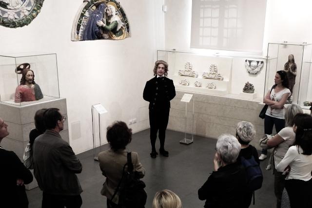 """""""Angelo Maria Bandini"""", quando l'arte è un back to the future"""