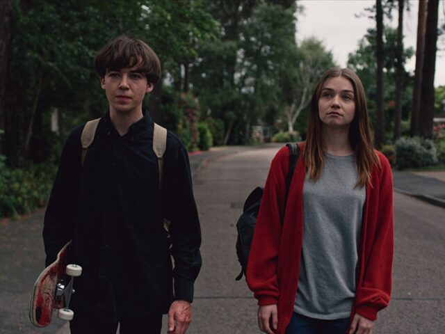 The End of the F***ing World – la black comedy di Netflix tra avventura e disagio adolescenziale