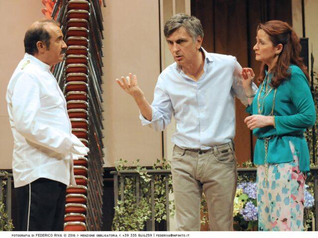 """Una festa esagerata"" al Verdi"