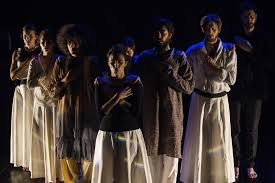 Napoli, Teatro Nuovo 7-8.7.; e altri luoghi: Anna Redi, La conferenza degli uccelli