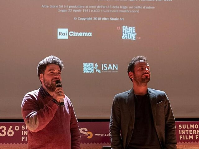 Il Sulmona International Film Festival<br>Partenza con mille emozioni