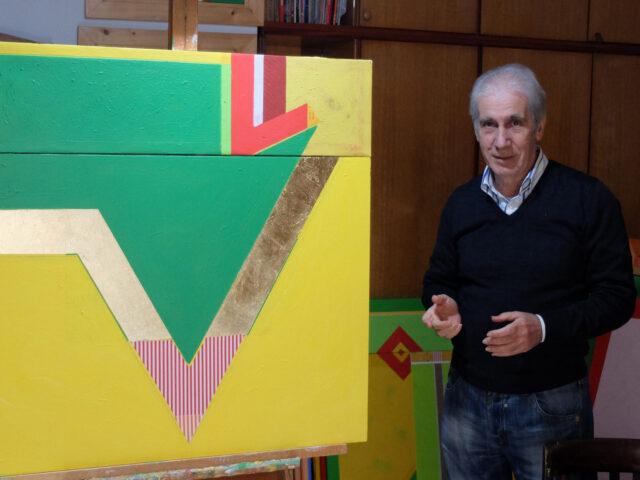 """Maurizio Vitiello cura la mostra<br> """"Correlazioni astratte – Antonio Izzo/Gianni Rossi"""""""