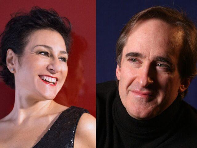 James Conlon e Gabriella Colecchia<br>A Calvello anteprima di lusso<br>Per il Festival della Canzone Napoletana