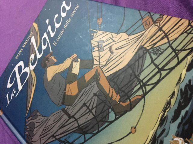 """""""La Belgica"""", un viaggio in nave ricco di emozioni"""