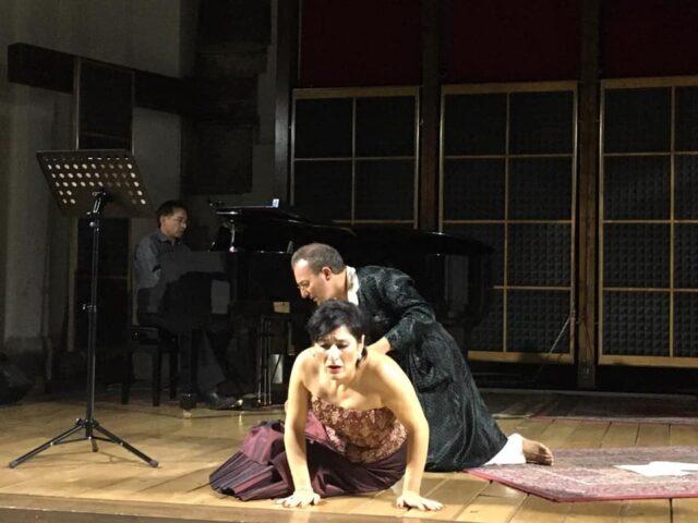 Il Donizetti ritrovato<br>emozioni alla Domus Ars
