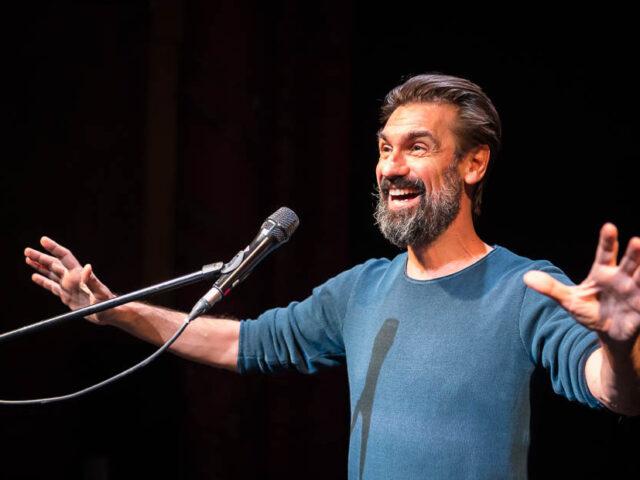 Fabrizio Gifuni: l'uomo, l'attore, il cultore
