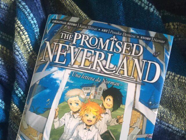 """""""Promised Neverland – Una Lettera da Norman"""", dal manga nasce un romanzo"""