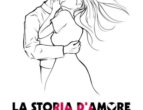 """""""La storia d'amore più bella del mondo"""" in libreria il romanzo di Gaetano Berardinelli e Antonio Roberto"""