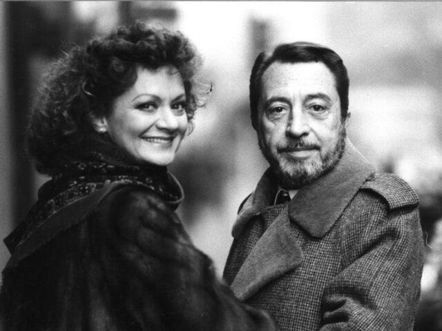 Aroldo Tieri e Giuliana Loiodice
